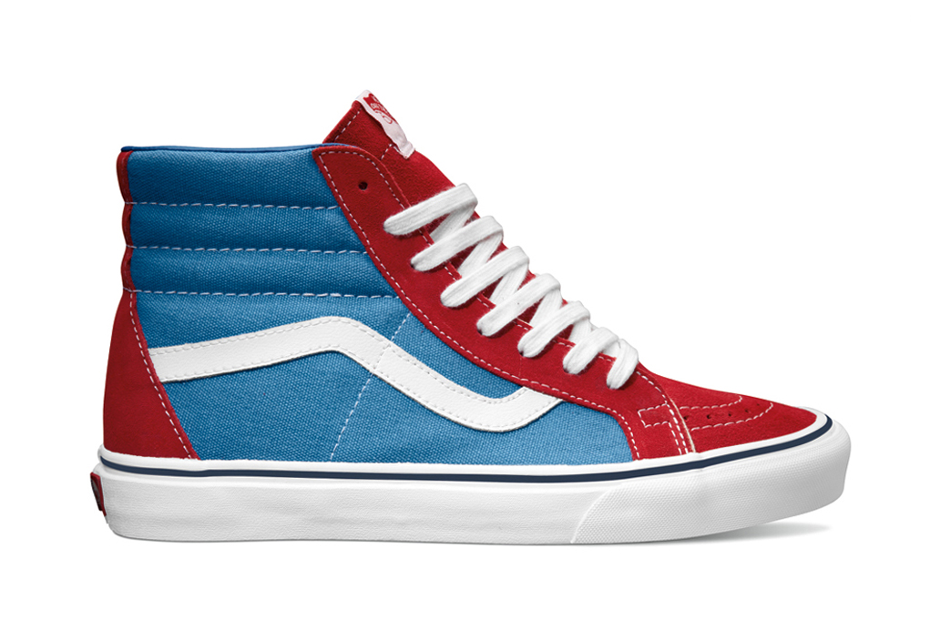 "Vans Classics 2014 Fall ""Golden Coast"" Collection"