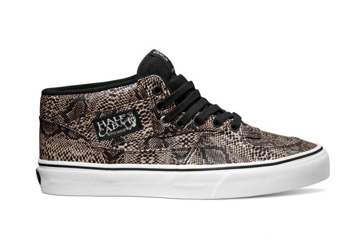"Vans Classics 2014 Fall ""Snake"" Pack"
