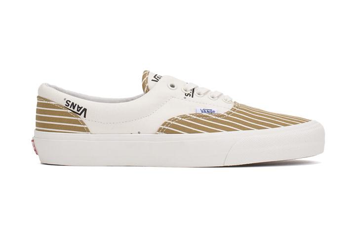 "Vans Vault 2014 Summer OG Era LX ""Stripes"""