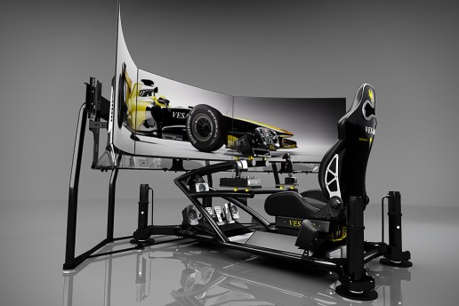 Vesaro I Evolve Extreme Racing Simulator