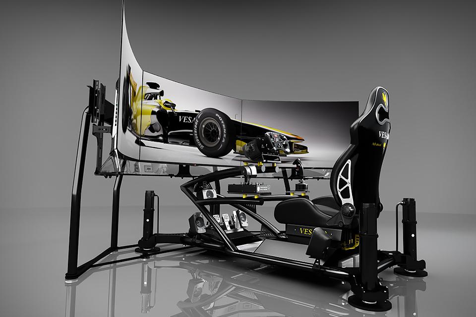 Vesaro I Evolve Extreme Racing Simulator