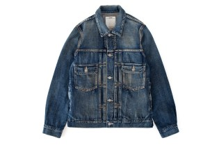 visvim 2014 Summer SS 101 JKT DAMAGED *F.I.L. EXCLUSIVE