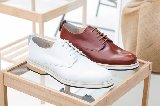 WANT Les Essentiels de la Vie 2015 Spring/Summer Footwear Collection