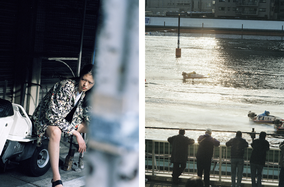 White Mountaineering 2014 Spring/Summer Editorial by Inventory Magazine