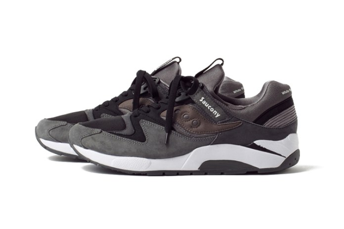 White Mountaineering x Saucony 2014 Fall/Winter Grid 9000 Collection