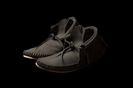 wings+horns x Ken Diamond Handmade Moccasin
