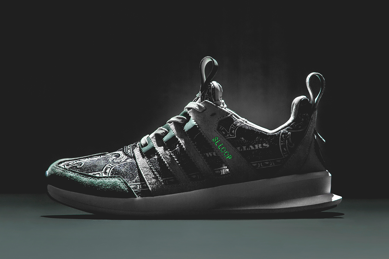 """A First Look at the Wish x adidas Originals SL Loop Runner """"Independent Currency"""""""