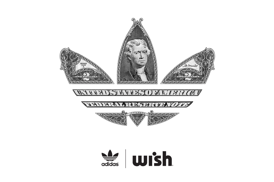 wish x adidas originals teaser