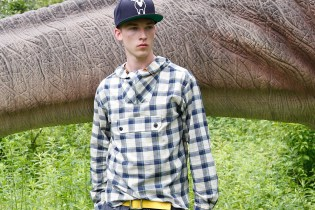 Woolrich Woolen Mills 2015 Spring/Summer Lookbook