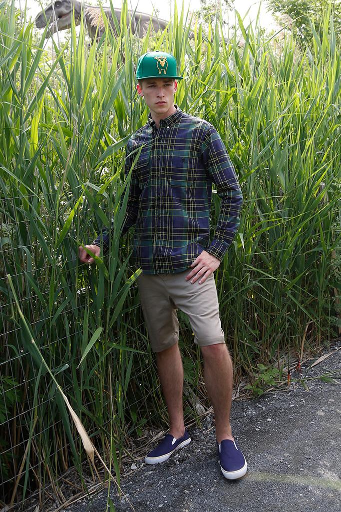 woolrich woolen mills 2015 spring summer lookbook