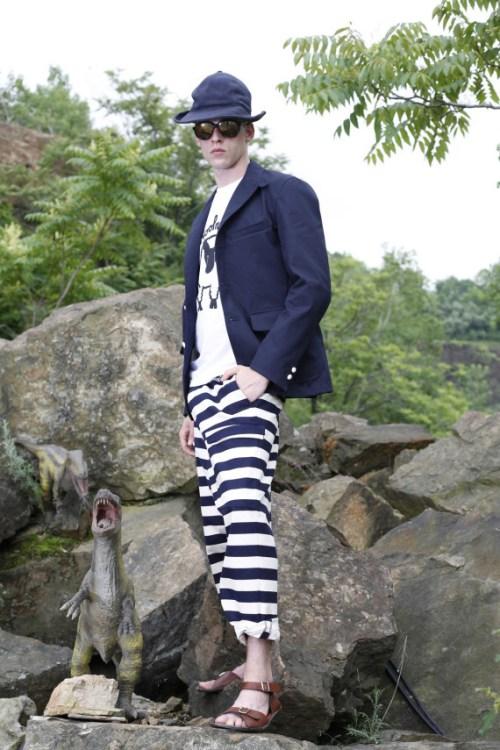 Woolrich Woolen Mills 2015 Spring/Summer Lookbook