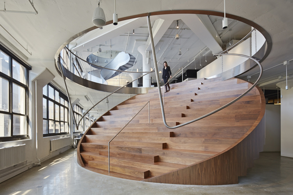 WORKac Finishes Renovations for Wieden+Kennedy NY