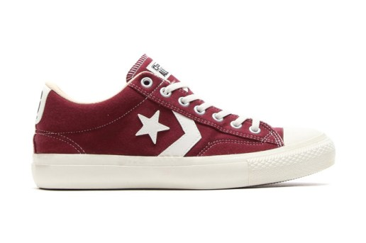 XLARGE x Converse Japan 2014 Fall Canvas Chevronstar SWT Ox