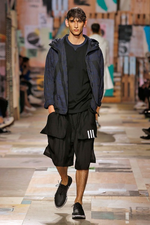Y-3 2015 Spring/Summer Collection
