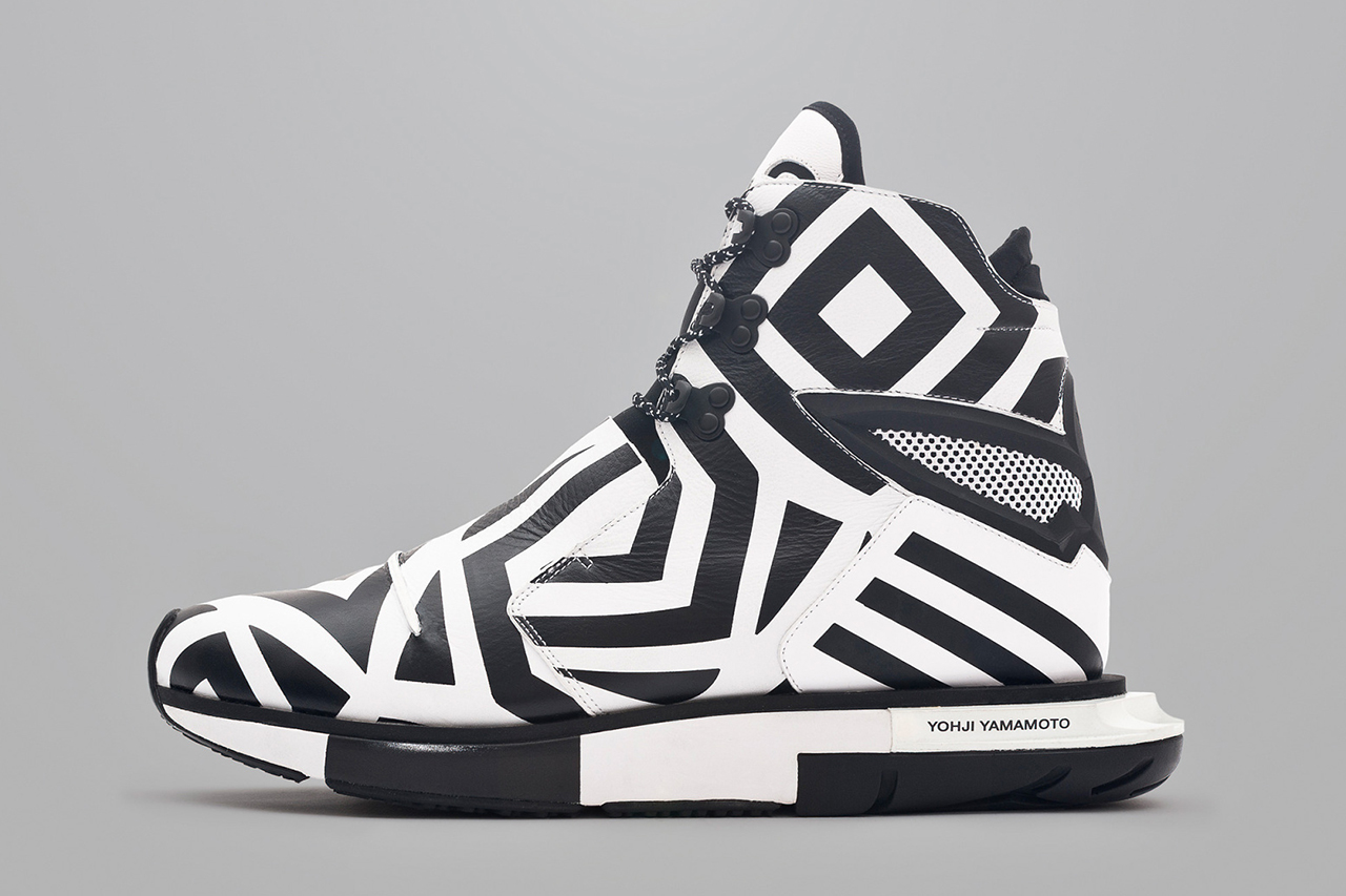 """Y-3 2014 Fall Hayex High """"Zebra"""""""