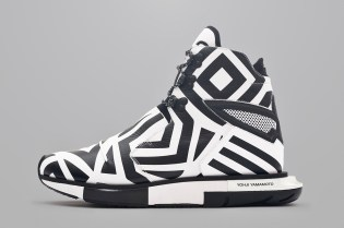 "Y-3 2014 Fall Hayex High ""Zebra"""