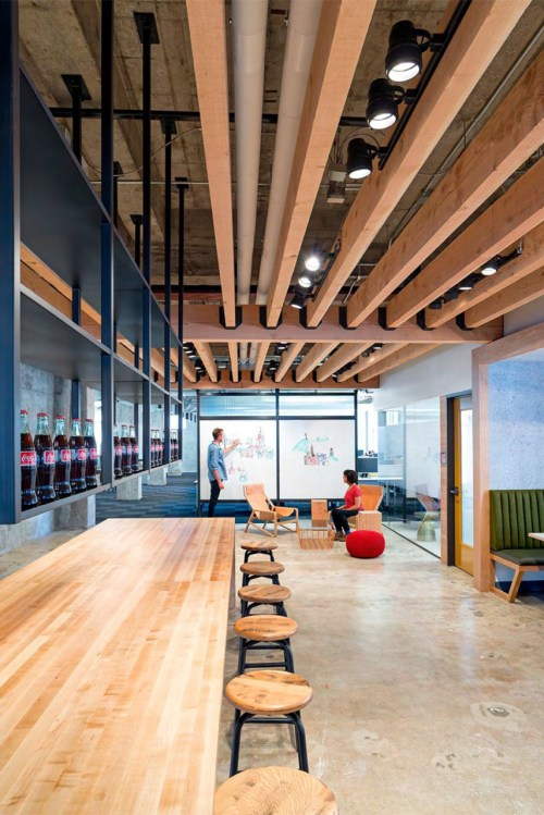 Yelp Headquarters by Studio O+A