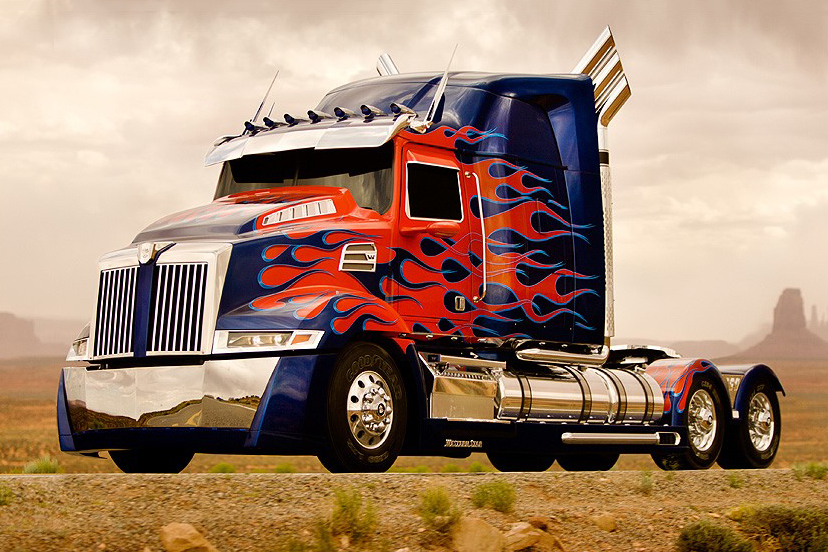 You Can Now Hitch a Ride From Optimus Prime with Uber