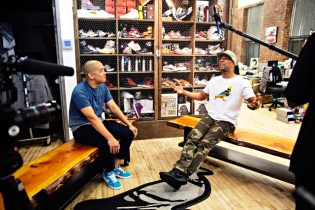 1-2-1 w/jeffstaple featuring Common