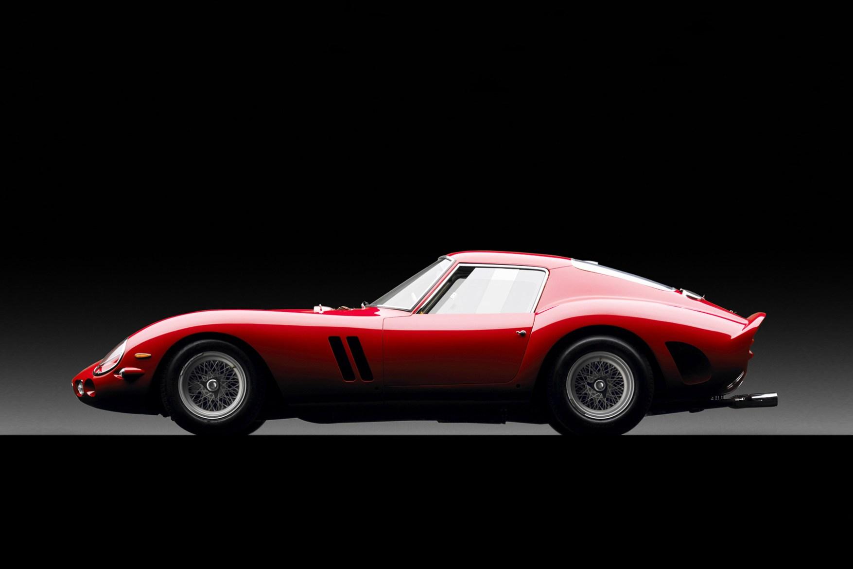 1962 Ferrari 250 GTO to Hit the Auction Block for €40 Million Euros