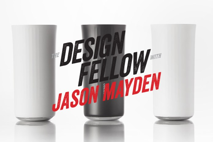 The Design Fellow with Jason Mayden: Small Victories with Vessyl