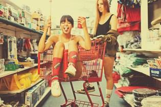 "40s & Shorties 2014 Summer ""Gone Camping"" Lookbook"