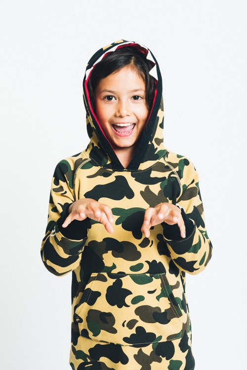 A Bathing Ape 2014 Fall/Winter Kids Lookbook