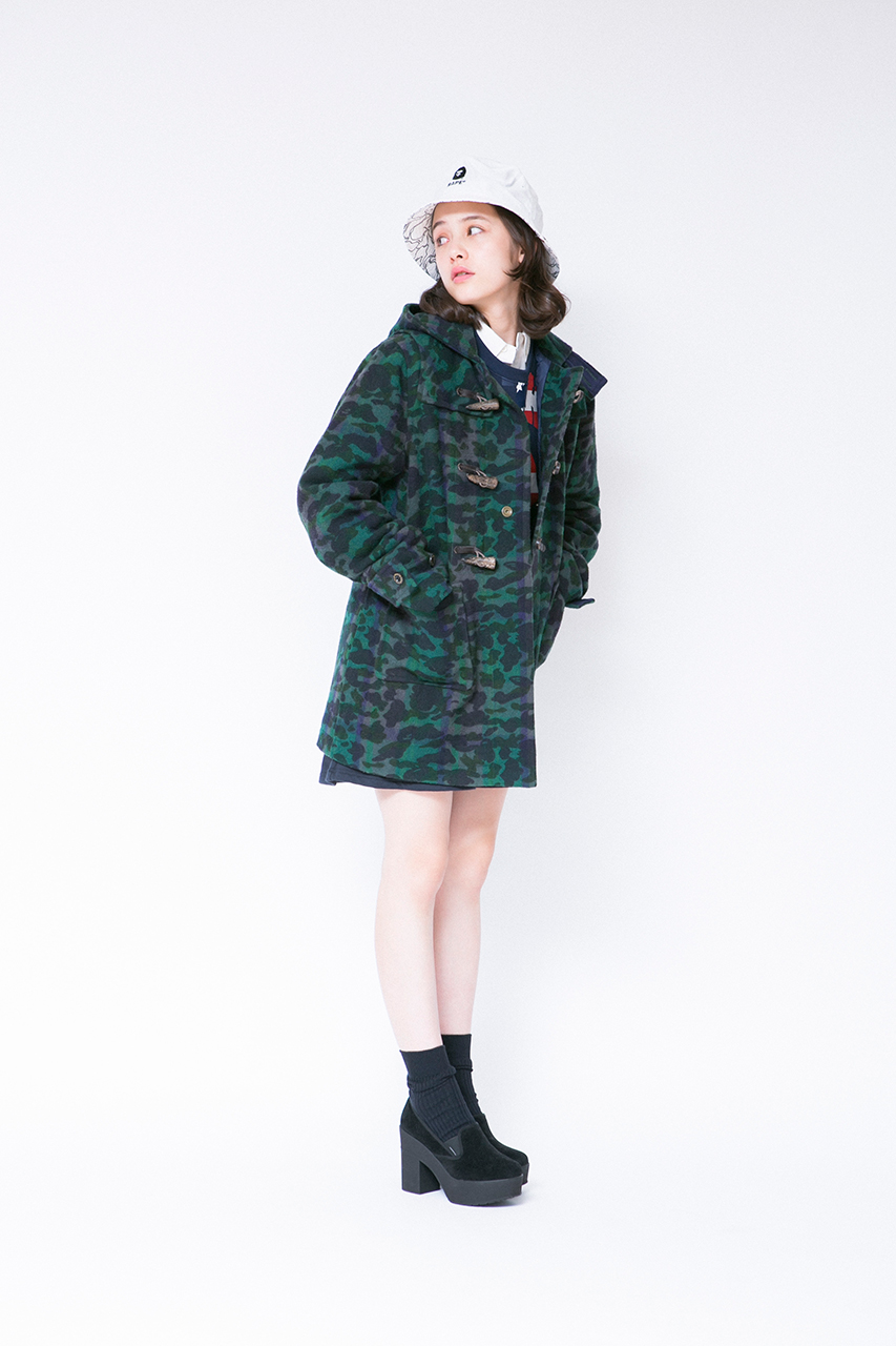 a bathing ape 2014 fall winter ladies collection