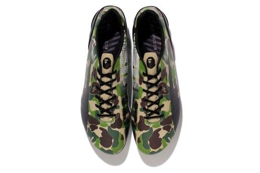 "A Bathing Ape x PUMA evoSPEED ""BAPE F.C."" Collection"
