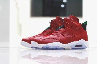 "A Closer Look at the Air Jordan 6 Retro ""Varsity Red"""