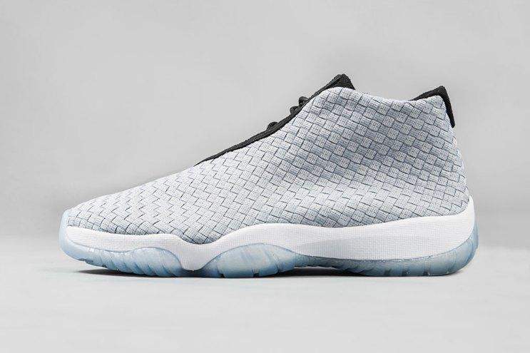 "A Closer Look at the Air Jordan Future Premium ""Metallic Silver"""