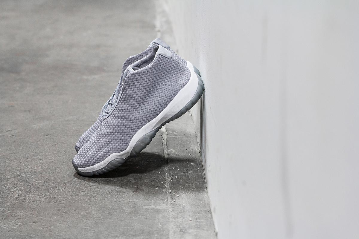 "A Closer Look at the Air Jordan Future ""Wolf Grey"""