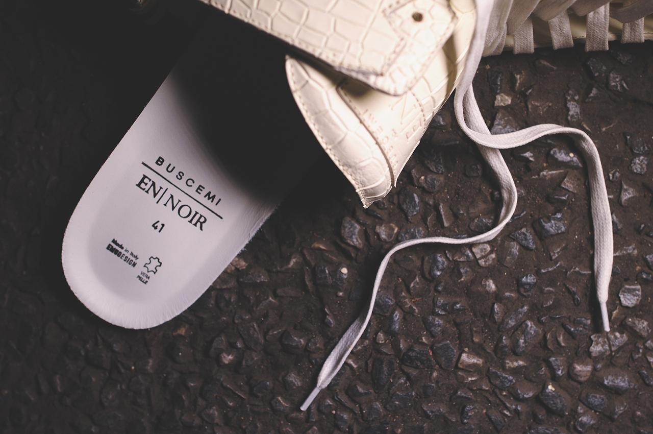 A Closer Look at the En Noir x Buscemi 125mm