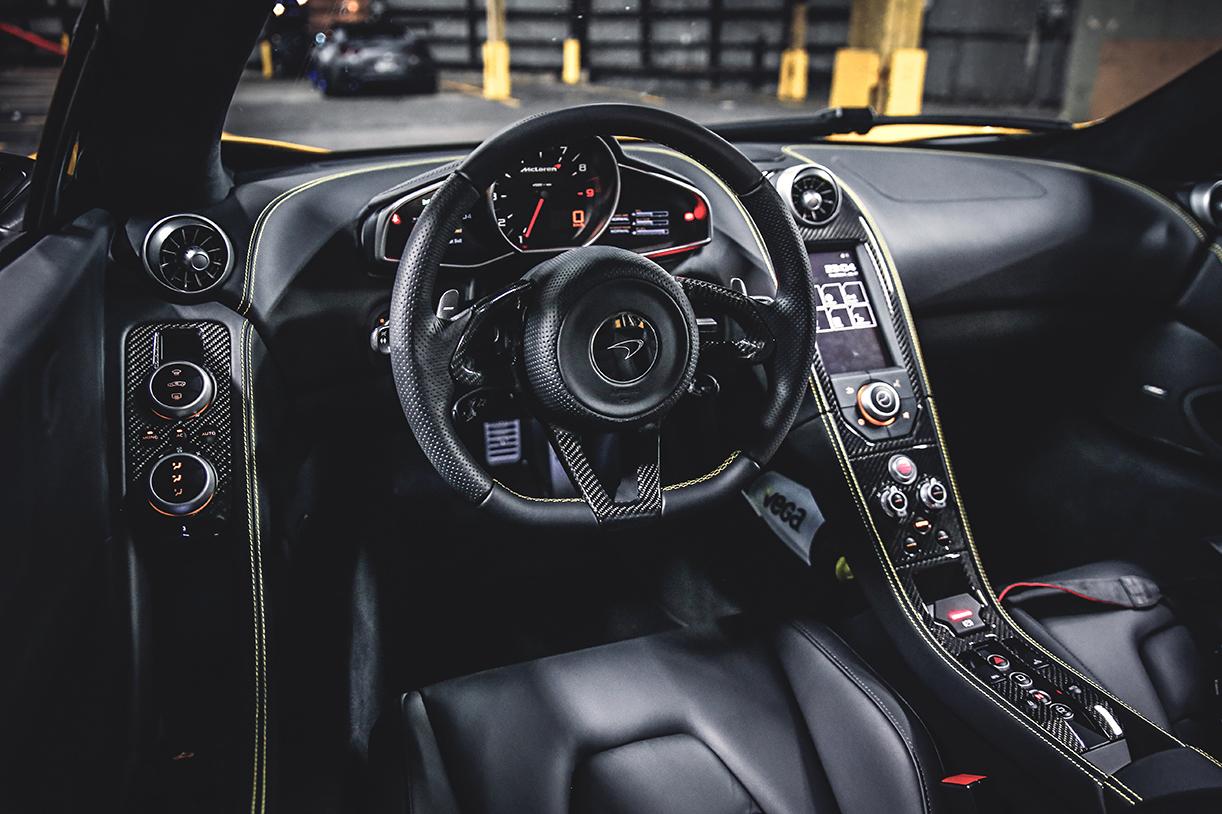 A Closer Look at the McLaren 650S