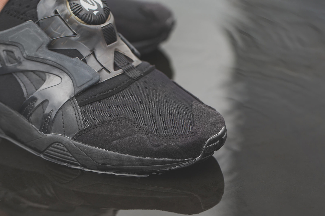 A Closer Look at the Sophia Chang x PUMA Trinomic Disc Pack
