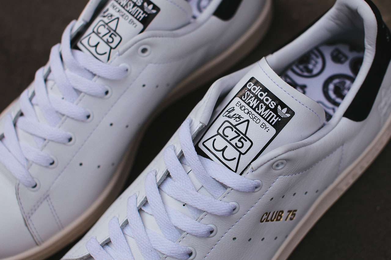 a first look at the club 75 x adidas originals stan smith