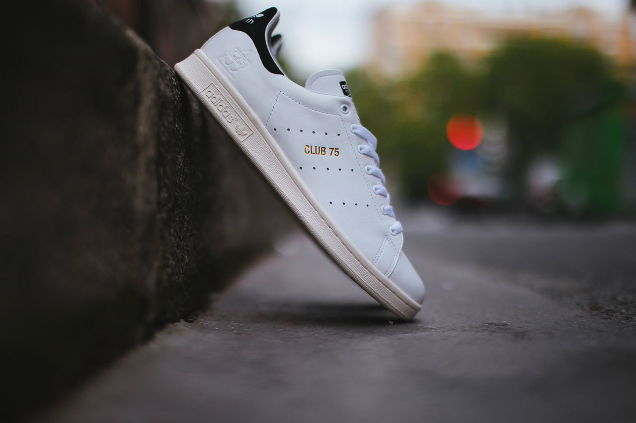 A Closer Look at the Club 75 x adidas Originals Stan Smith