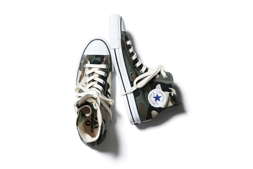 A First Look at the SOPHNET. x Converse Japan 2014 Fall/Winter Chuck Taylor All Star Hi Zip-Up