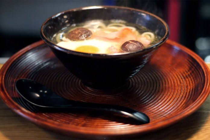 A Look Inside London's Koya Bar with Chef Shuko Oda