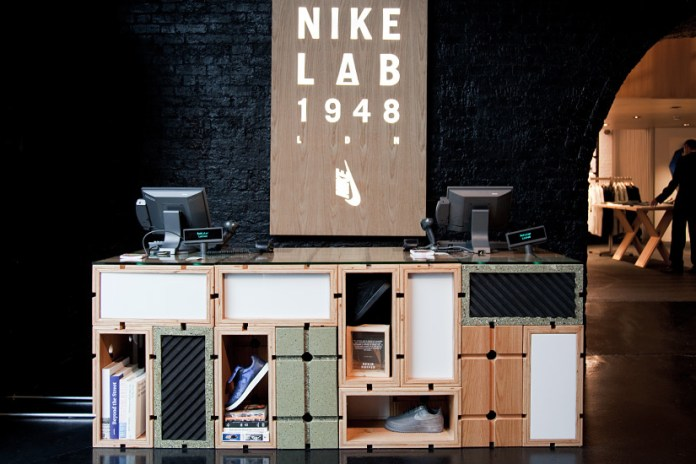 A Look Inside NikeLab 1948 London