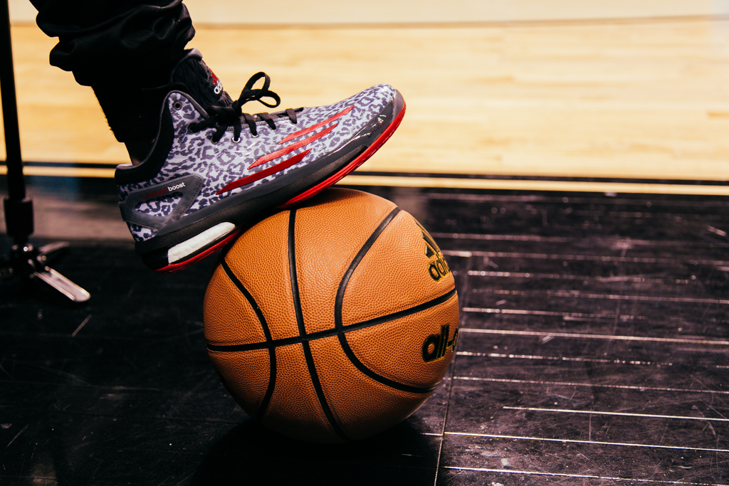 adidas Unveils Boost-ed Basketball Innovations in Las Vegas