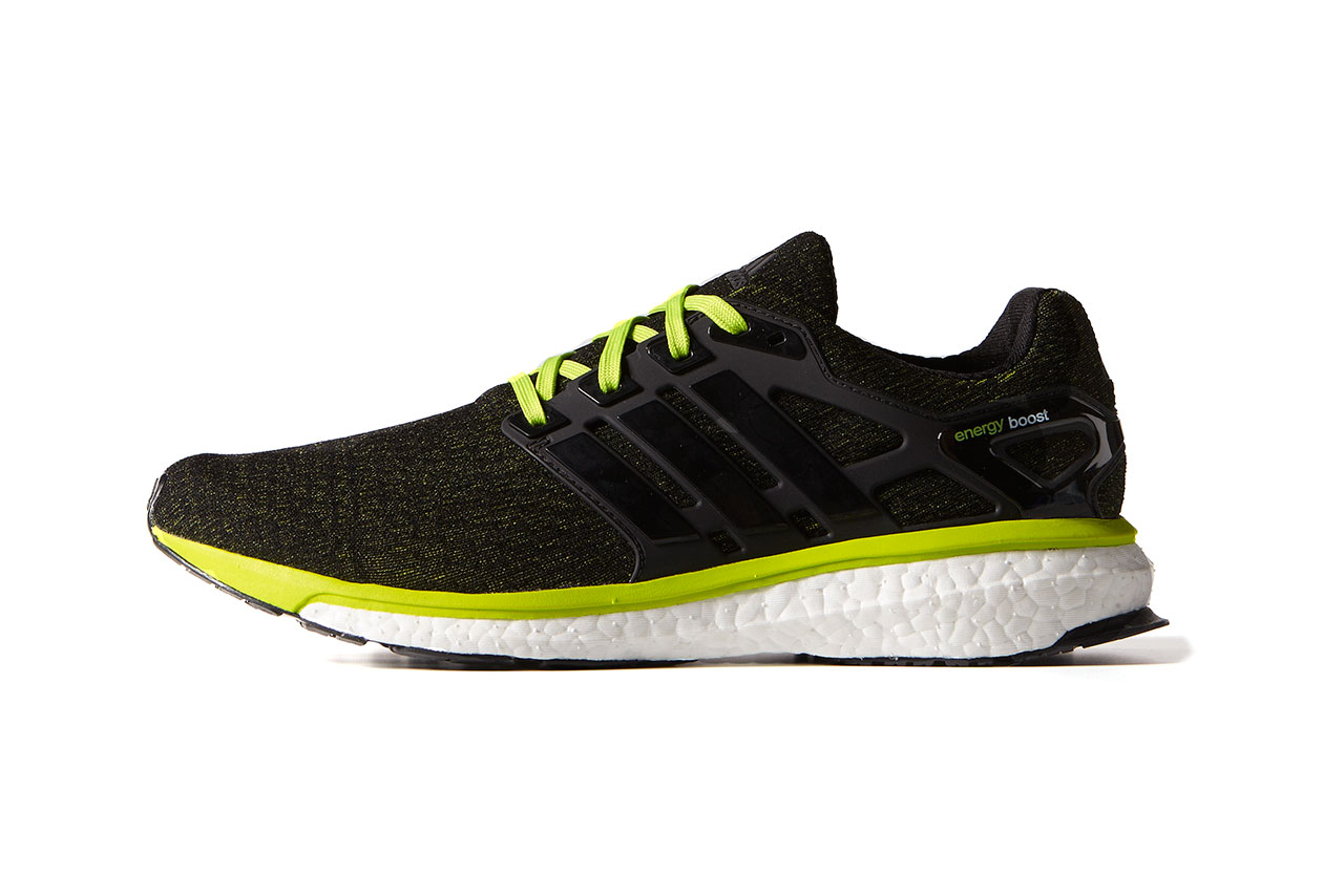 adidas Launches Energy Boost Reveal