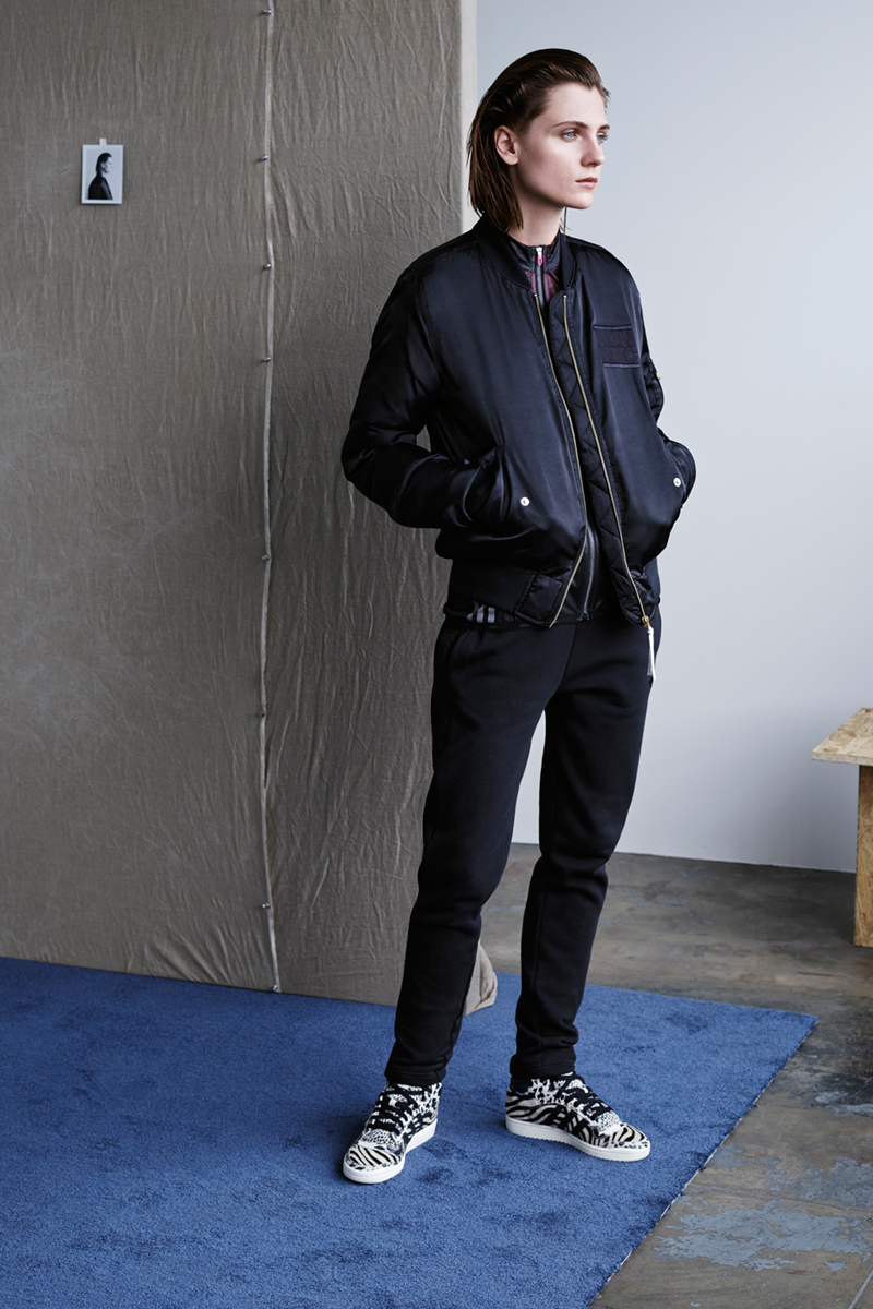 "adidas Originals 2014 Fall/Winter ""Highlight"" Lookbook"