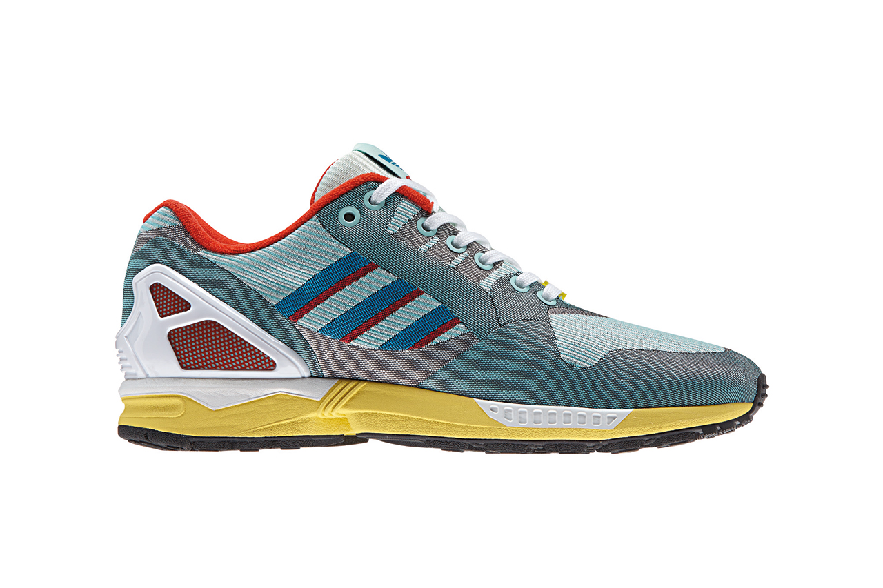 "adidas Originals 2014 Fall/Winter ZX FLUX ""000 OG Weave"" Pack"