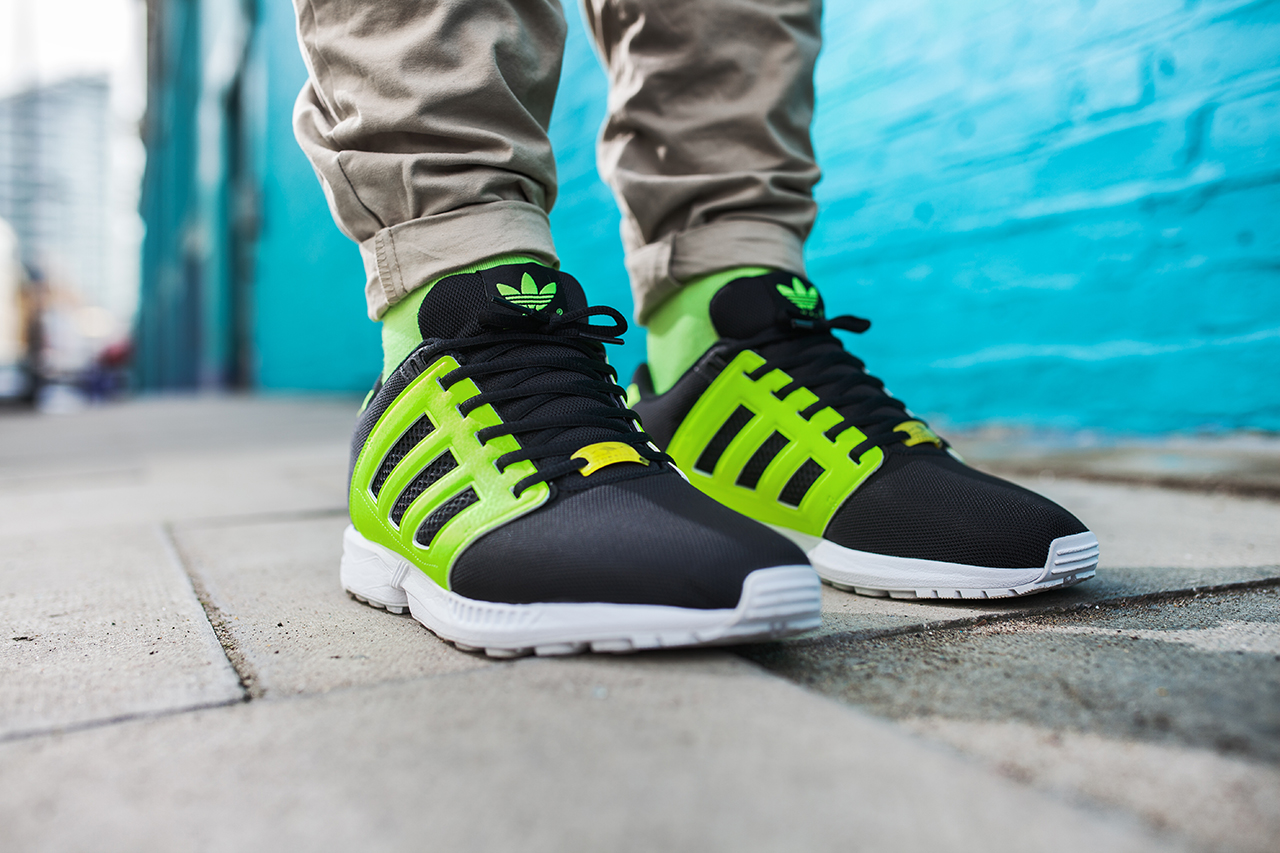 adidas originals 2014 fall winter zx flux 2 0