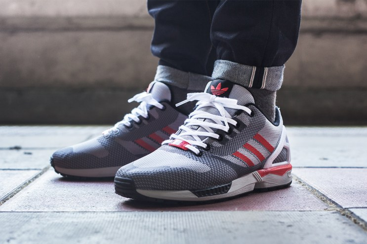 "adidas Originals 2014 Summer ZX FLUX ""8000 Weave"" Pack"