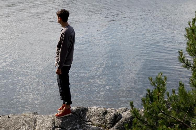 adidas Originals by 84-Lab 2014 Fall/Winter Lookbook