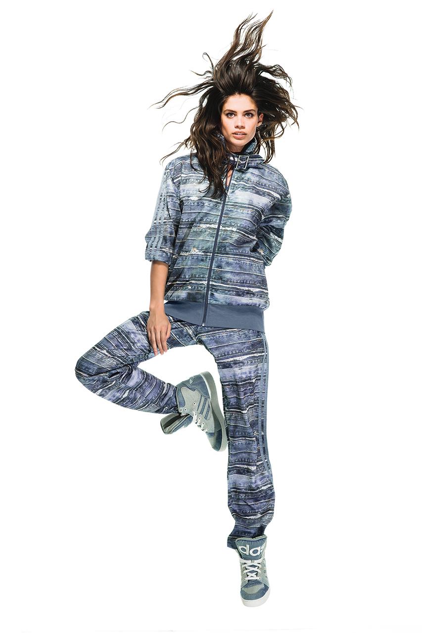 adidas Originals by Jeremy Scott 2014 Fall/Winter Lookbook