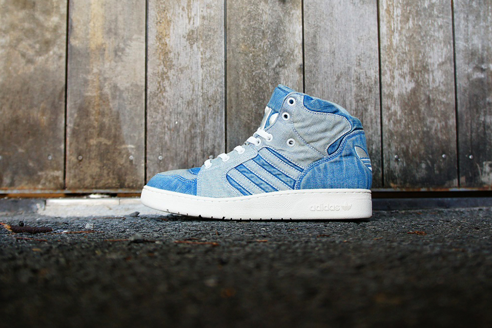 adidas Originals by Jeremy Scott 2014 Fall/Winter Preview