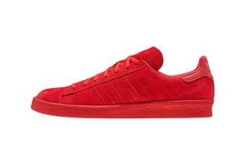 """adidas Originals Campus 80s """"College Red"""""""
